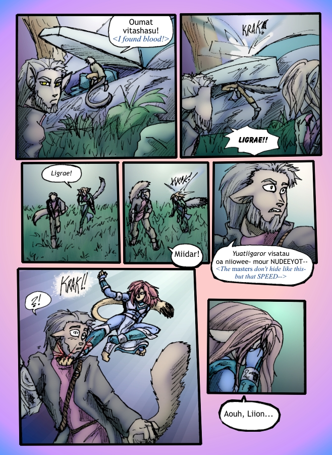The Siege of Feralis Page 17