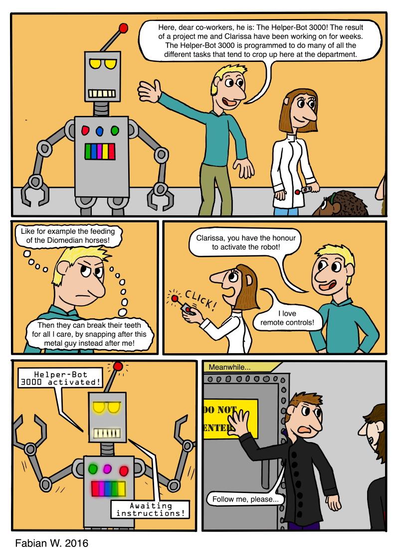 Robot Reveal