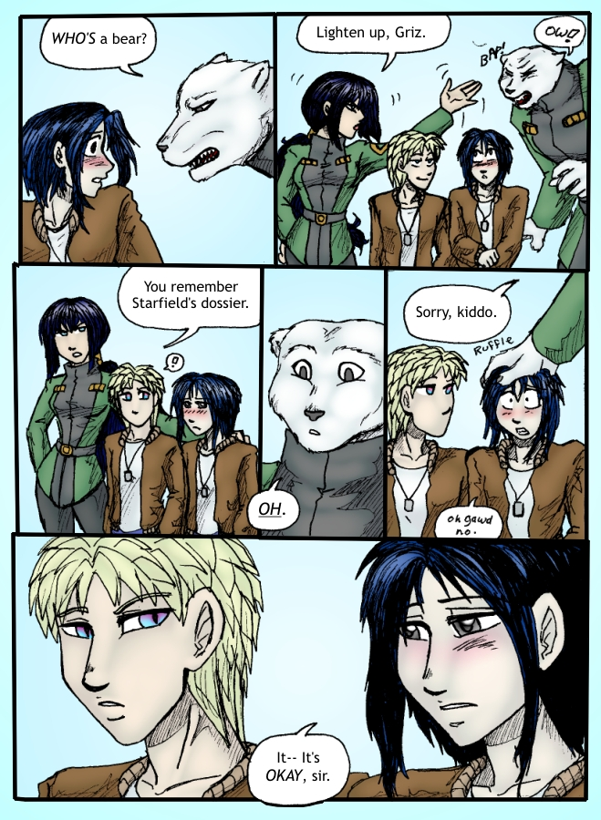 Out of the Darkness Ch 2 Page 16