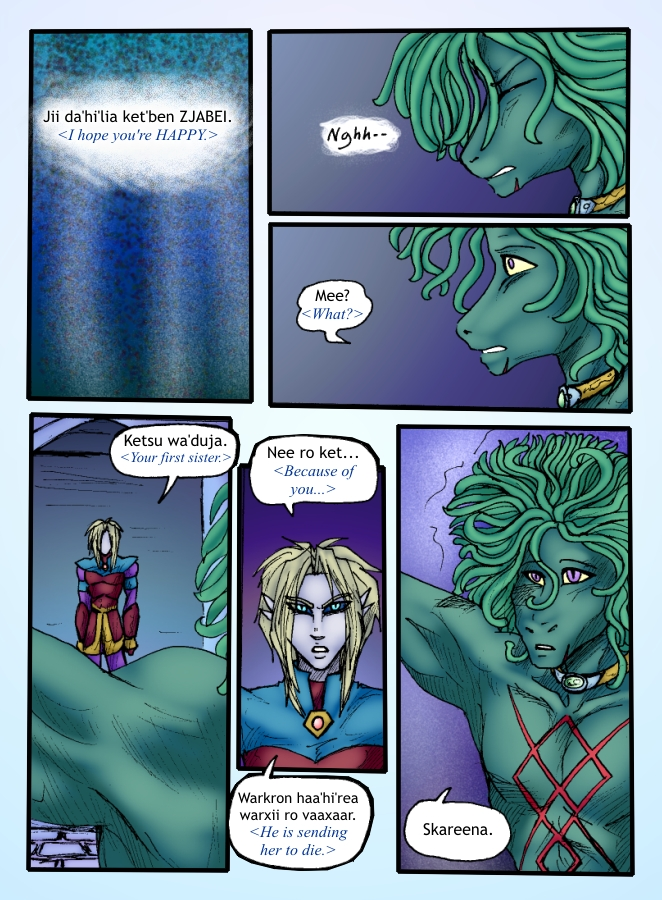Out of the Darkness Ch 6 Page 2