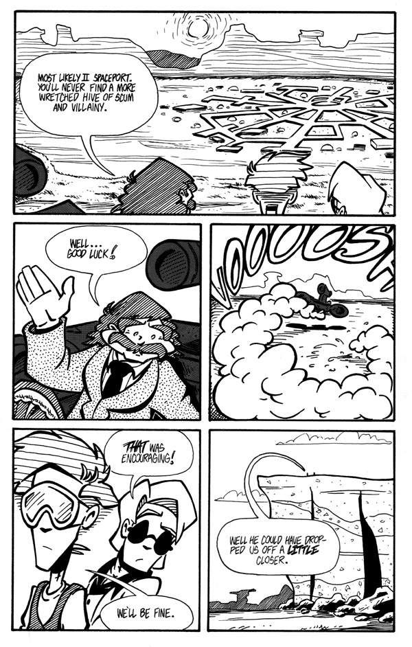Most Likely 2 - Page 1