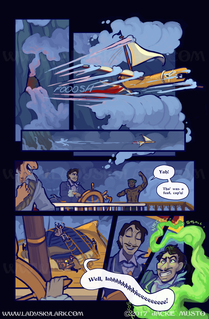 Lady Skylark and the Queen's Treasure - Page 249