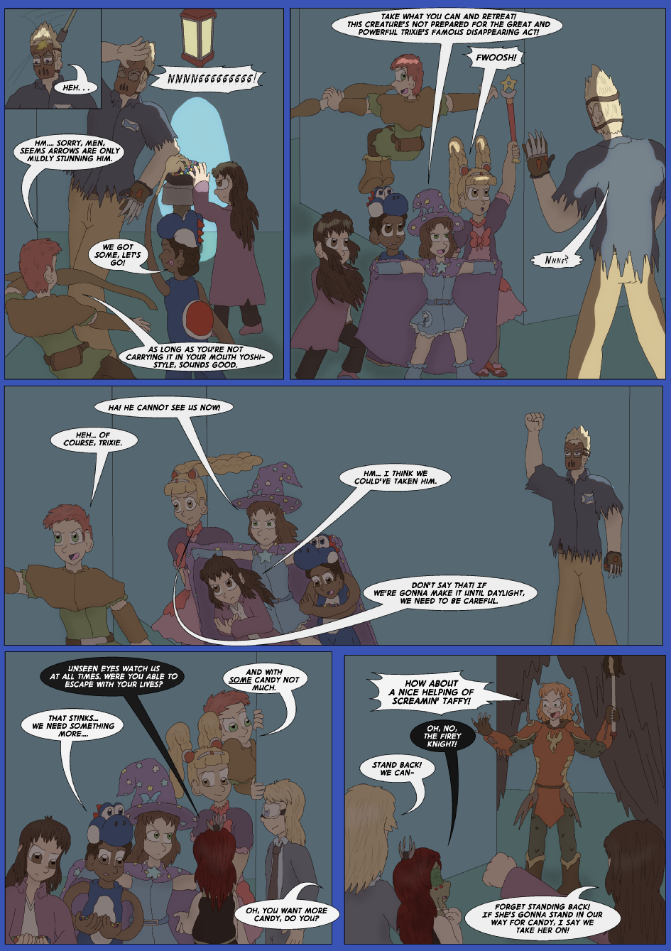 Who Blue Truly Are- Page 14