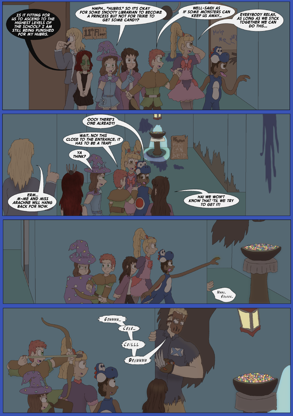 Who Blue Truly Are- Page 13