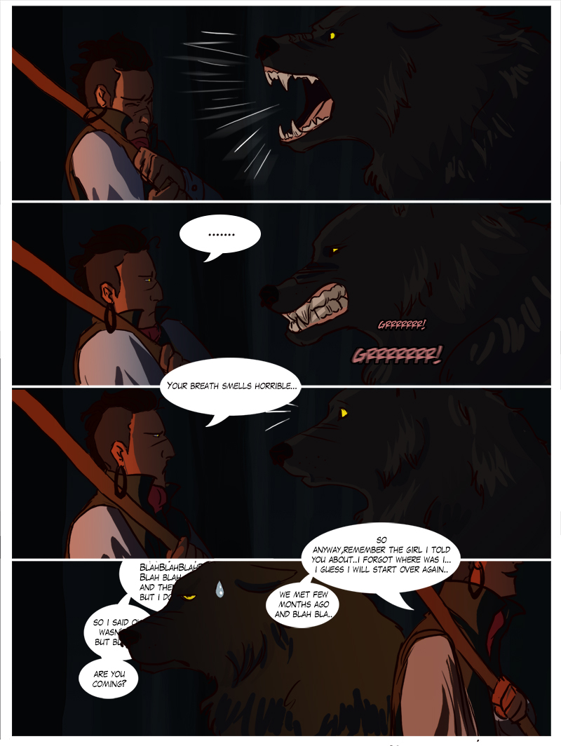 Chapter 1:Into the darkness 07
