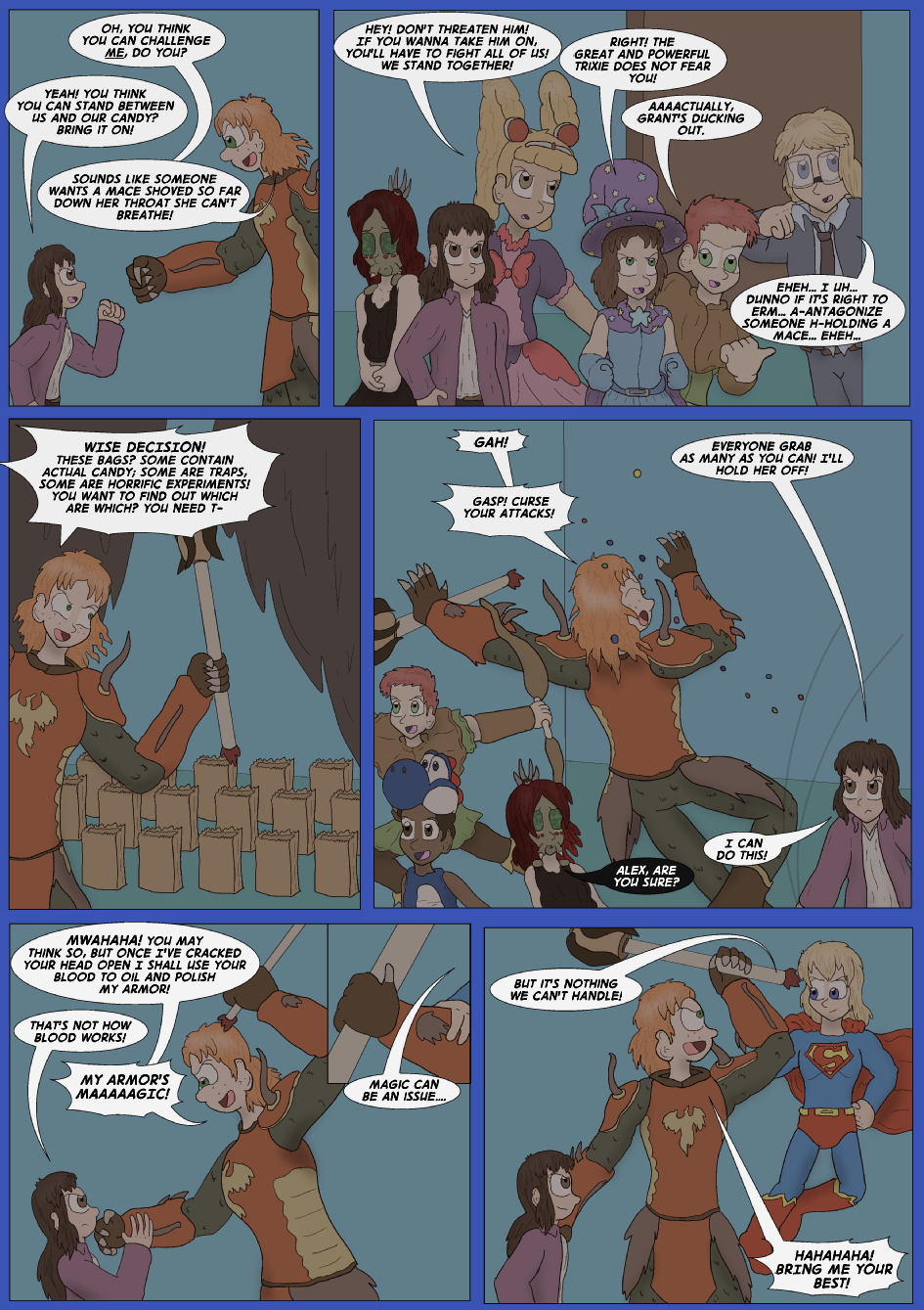 Who Blue Truly Are- Page 15