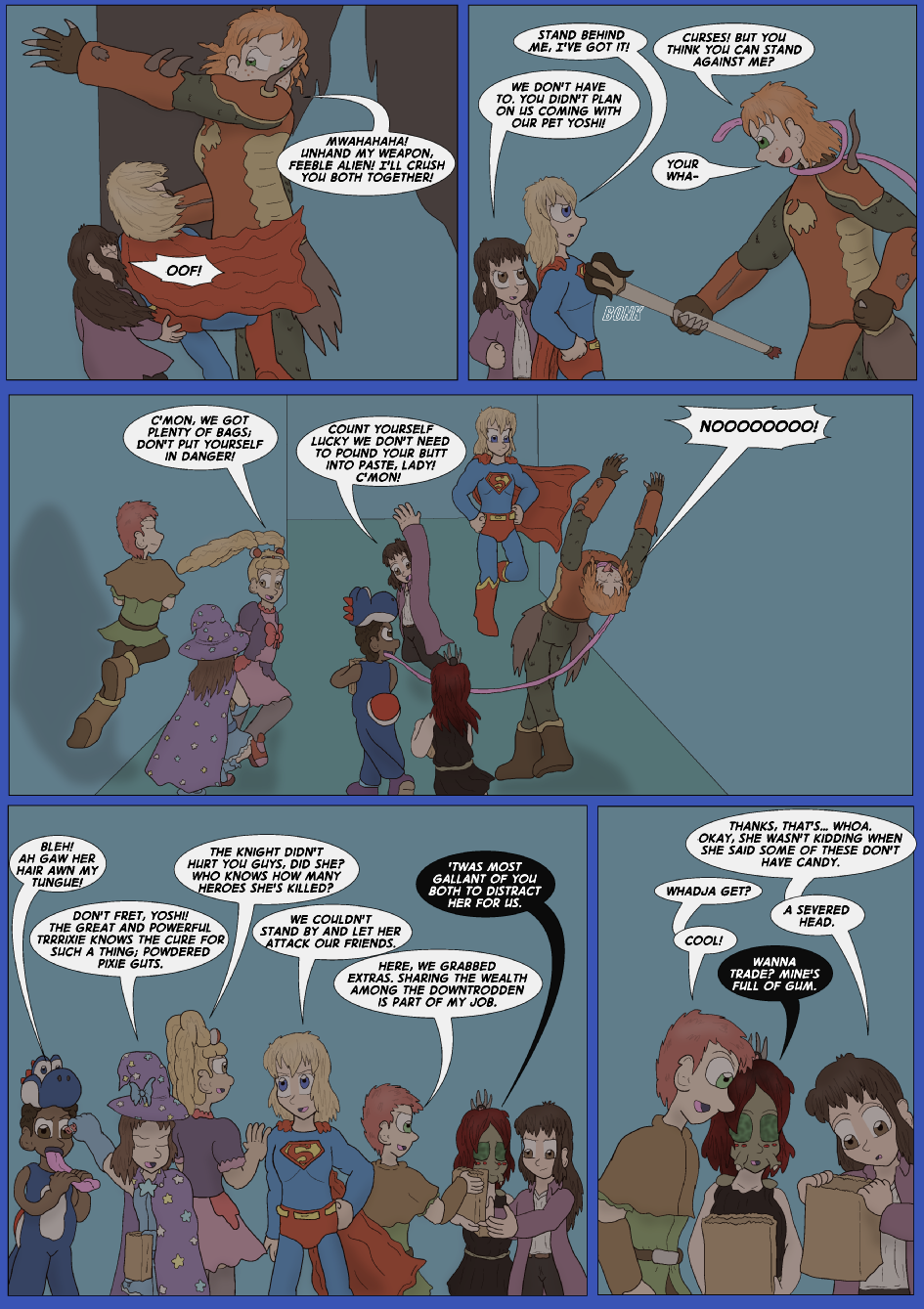 Who Blue Truly Are- Page 16