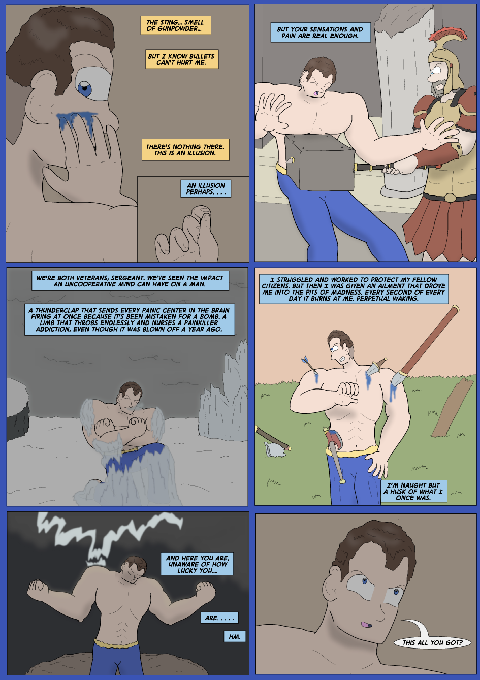 Who Blue Truly Are- Page 18