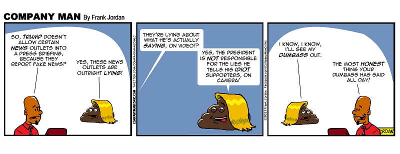 Are Cartoonists next!? 2/27/17