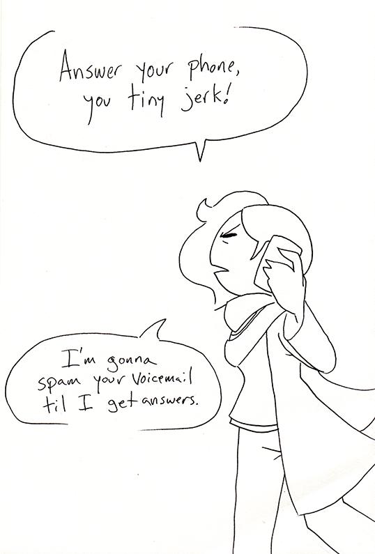 Bonus-- Voicemail