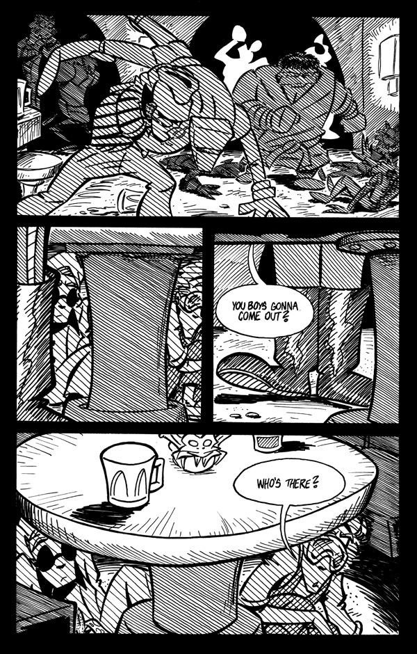 Ships and Bottles - Page 1