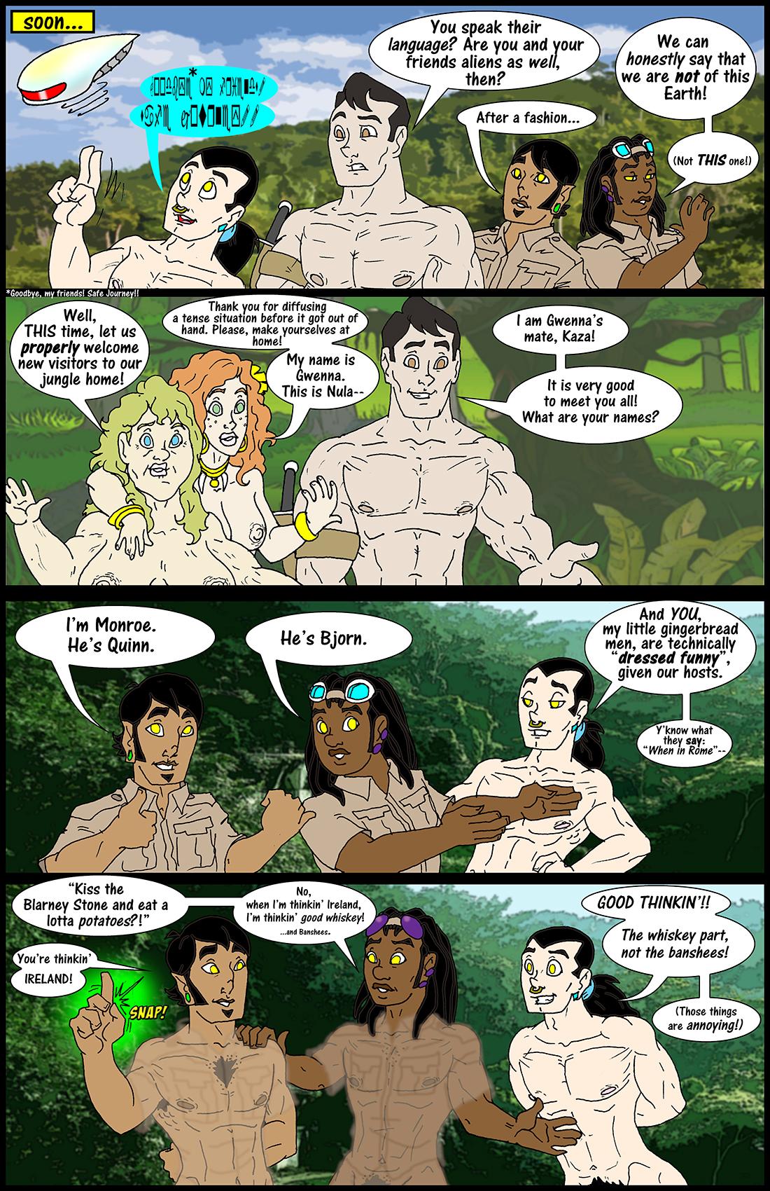 Bungle in the Jungle 4 of 5