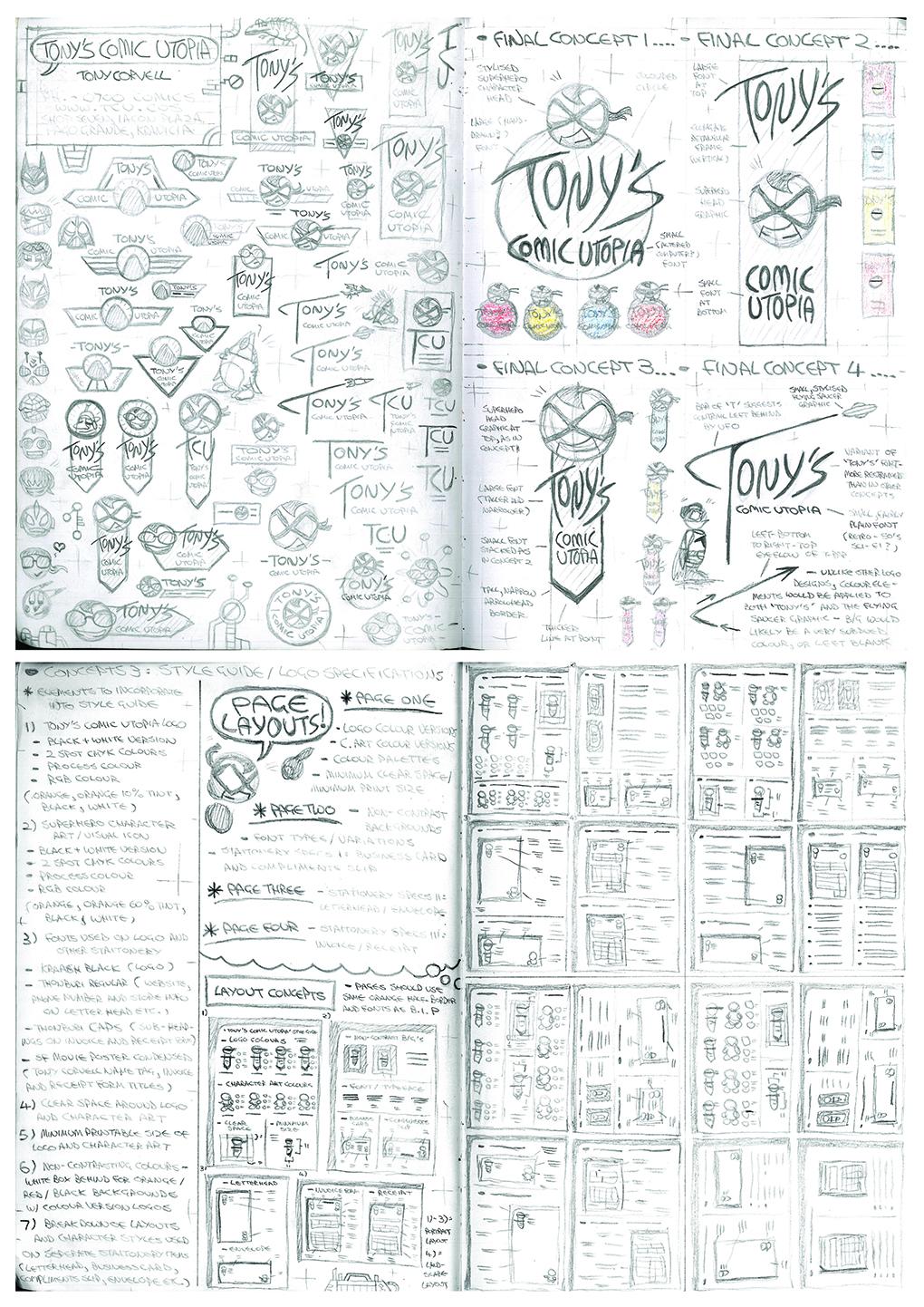 Design School: Tony's rebrand 2