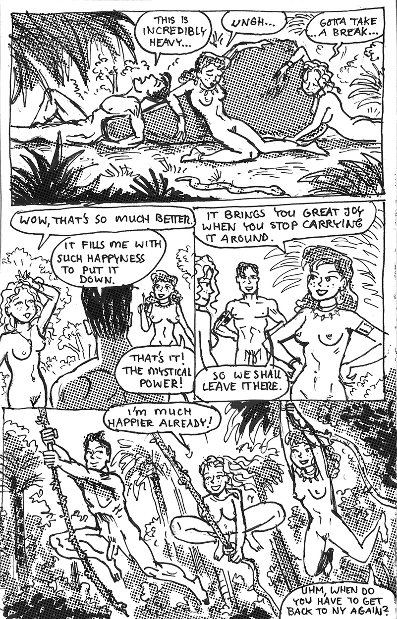 Jung-La in The Naked Jungle (4 of 4)