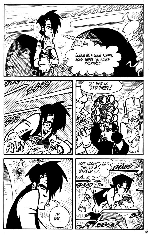 Escape! - Page 5