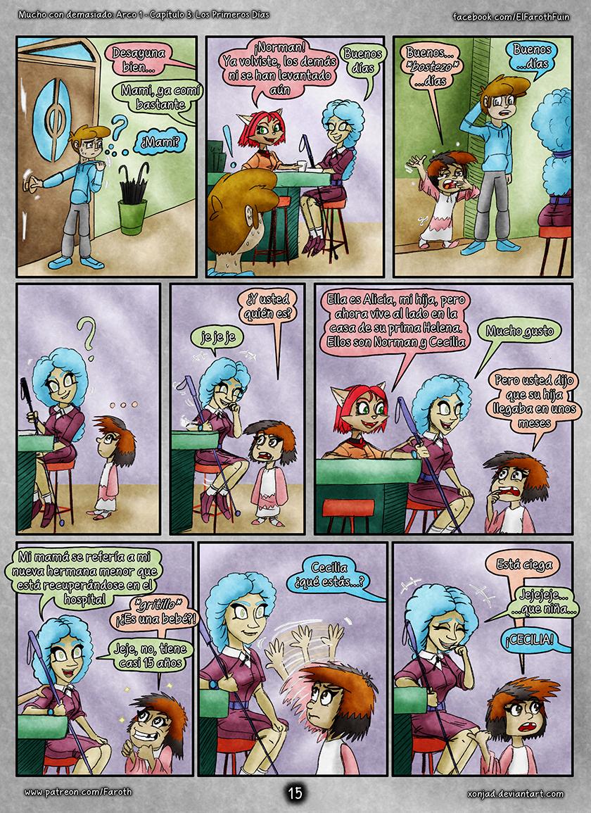 Cap 3 - Pag 15: Alicia