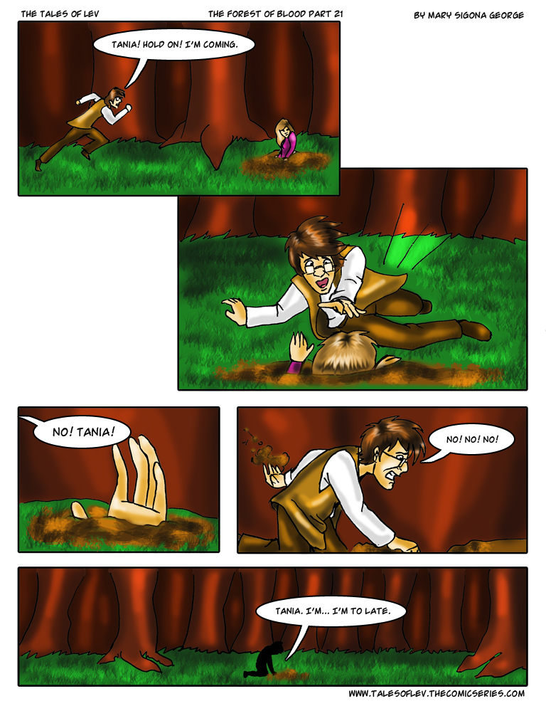 The Forest of Blood (Part 21)