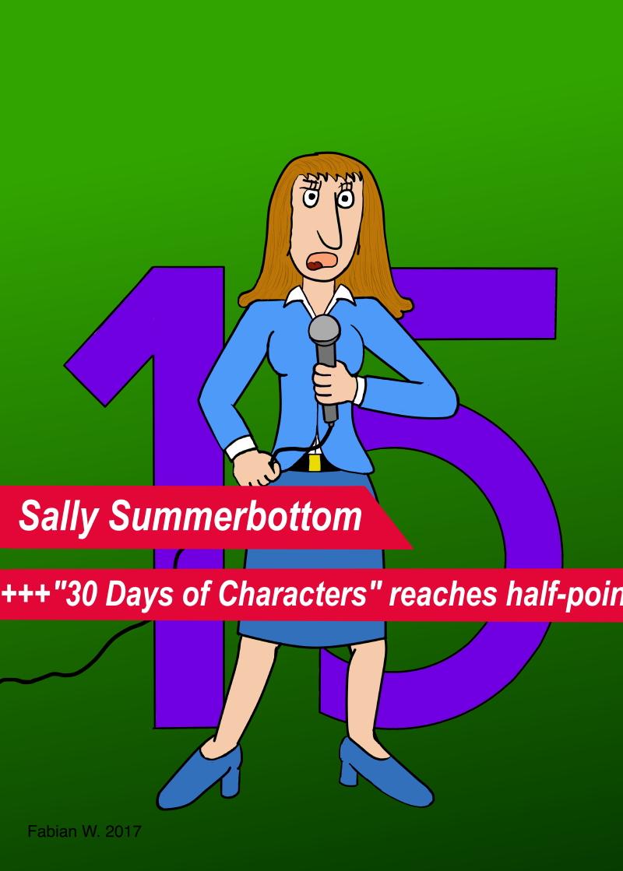# 15: Sally Summerbottom