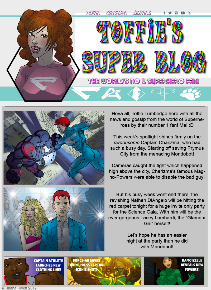 Toffie's Blog #1