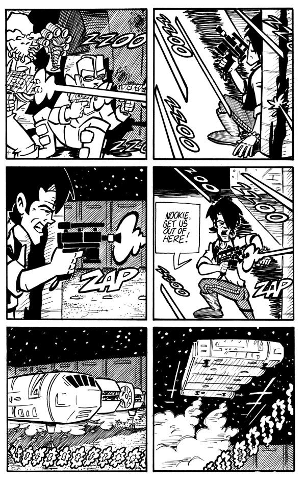 Escape! - Page 13