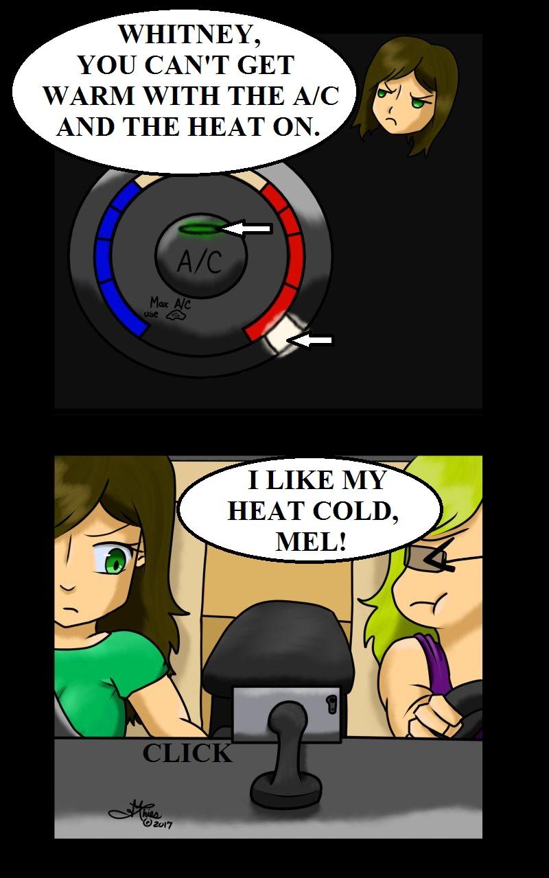 Temperature Confused