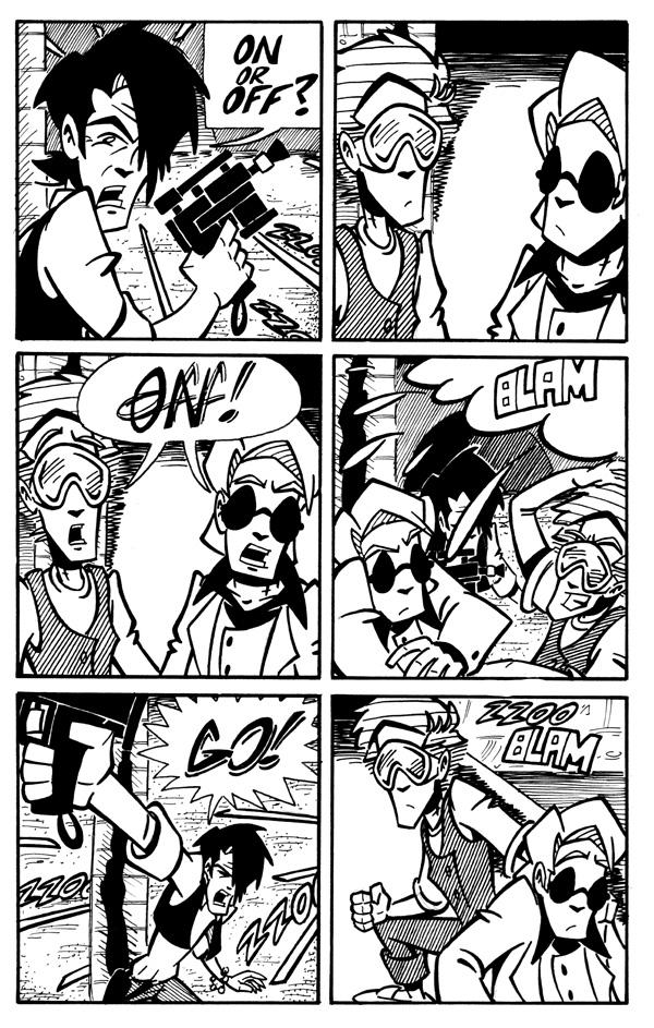 Escape! - Page 12