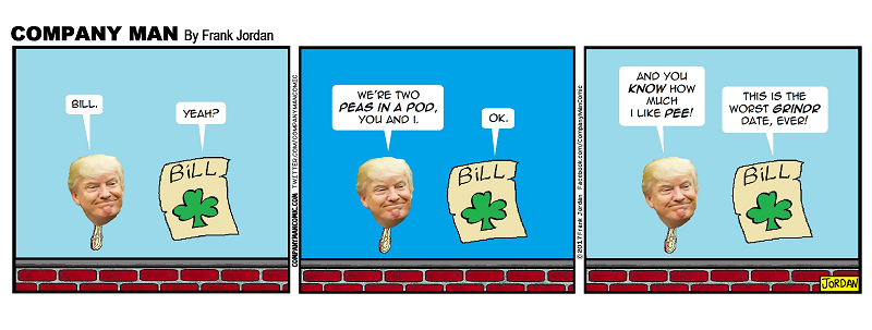 How does it feel, #BillOreilly? 4/3/17