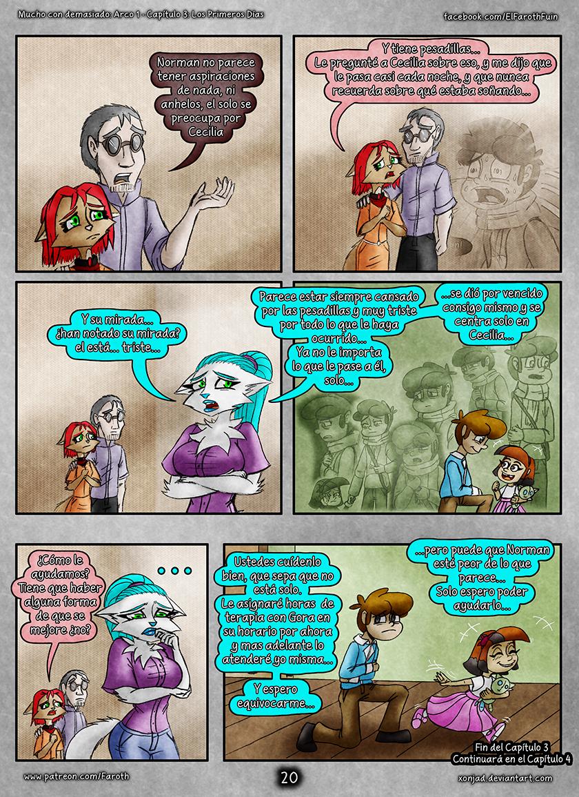 Cap 3 - Pag 20:  Su mirada