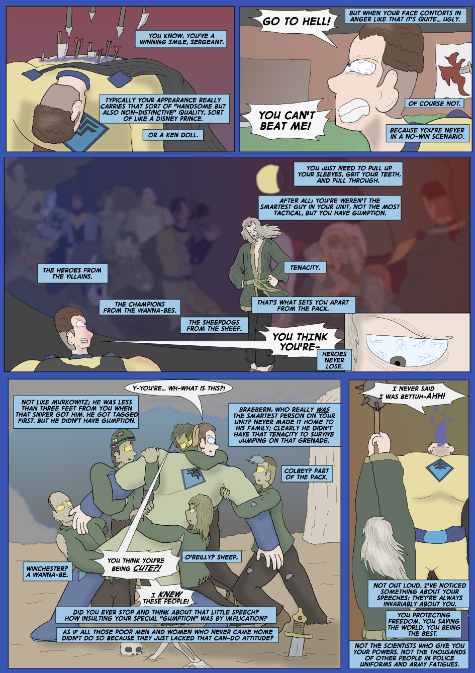Who Blue Truly Are- Page 34