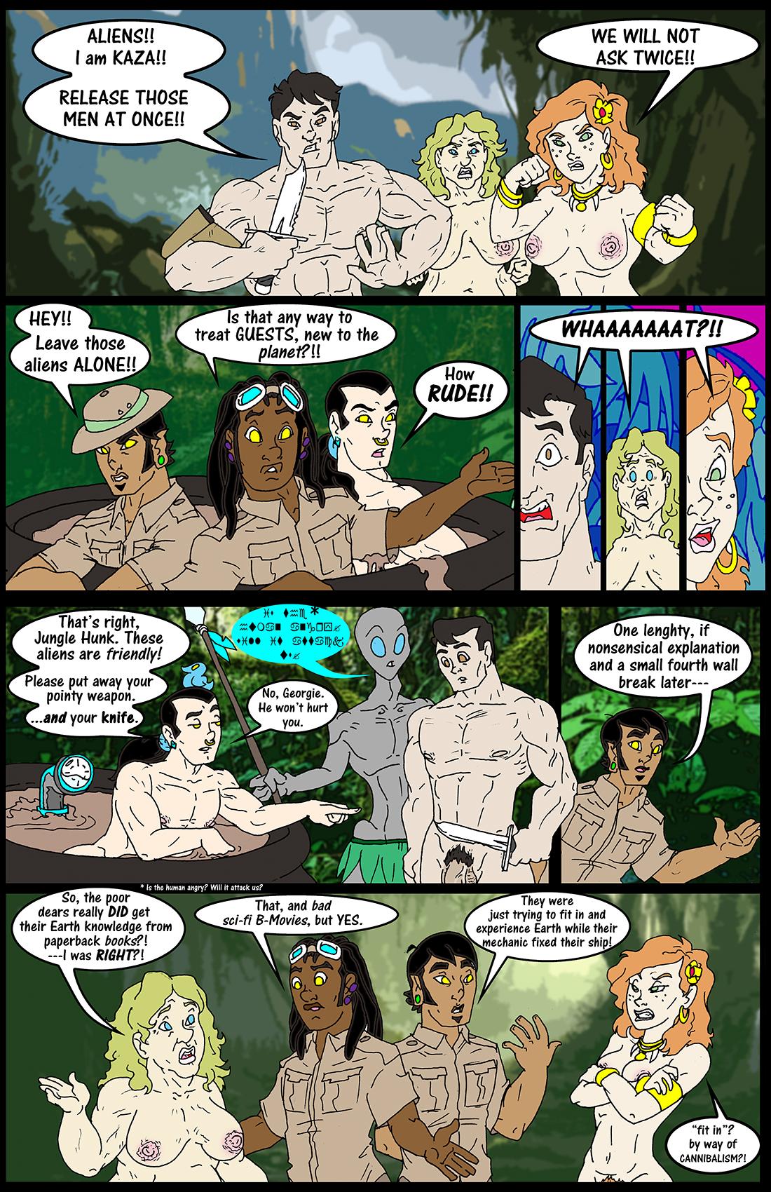 Bungle in the Jungle 003