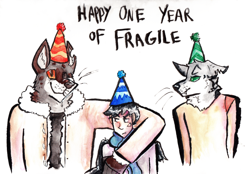 One Year of Fragile!