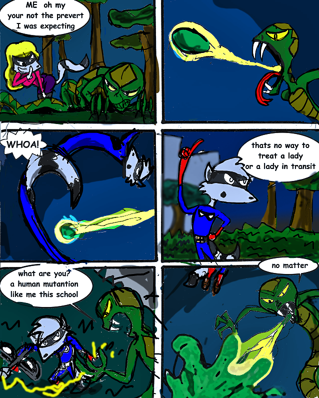 snakehead attacks