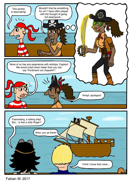 Ship Meets Ship