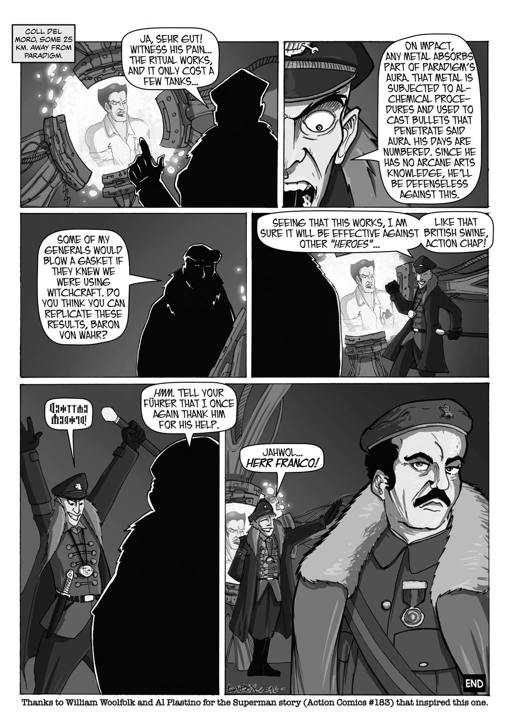 Filler: Portent Universe - Professor Paradigm in Ten Thousand Times (Page 11)