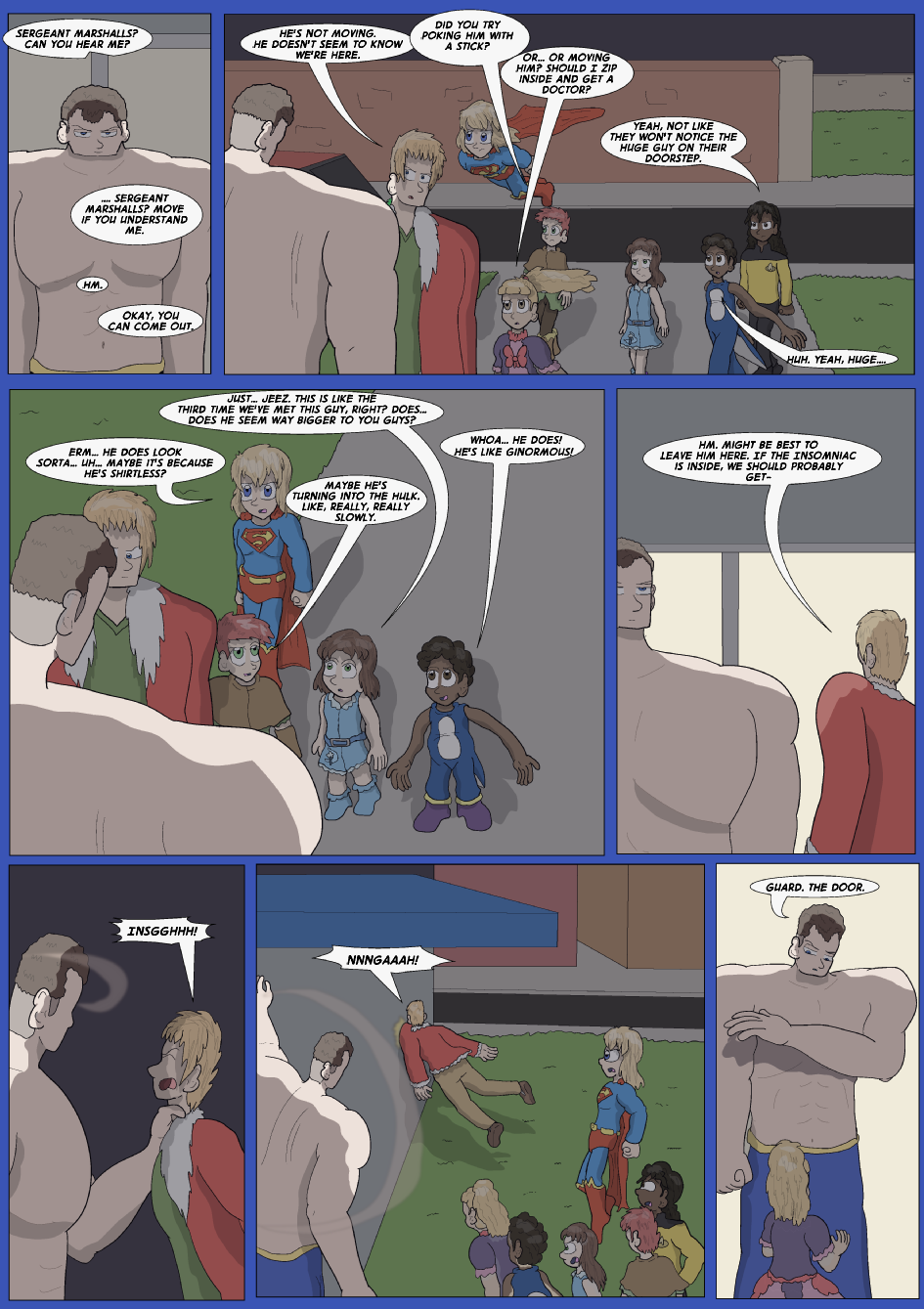 Who Blue Truly Are- Page 40