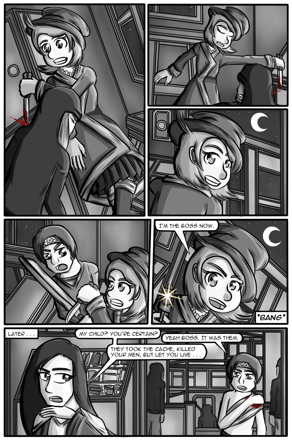 Loyal Hound - Part 23