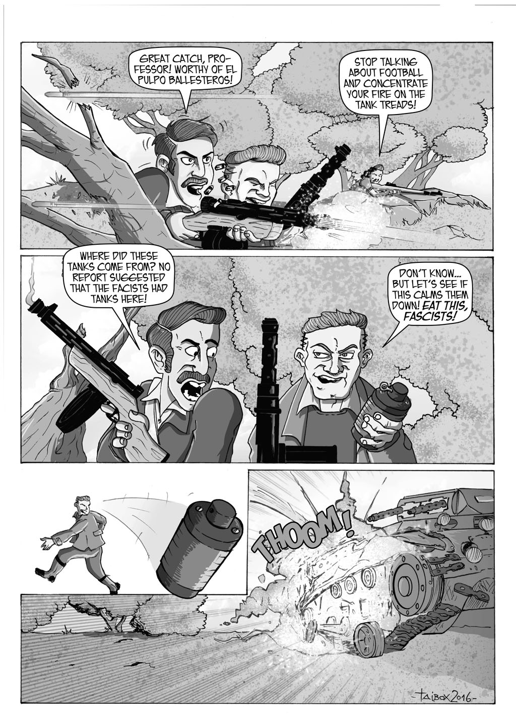 Filler: Portent Universe - Professor Paradigm in Ten Thousand Times (Page 5)