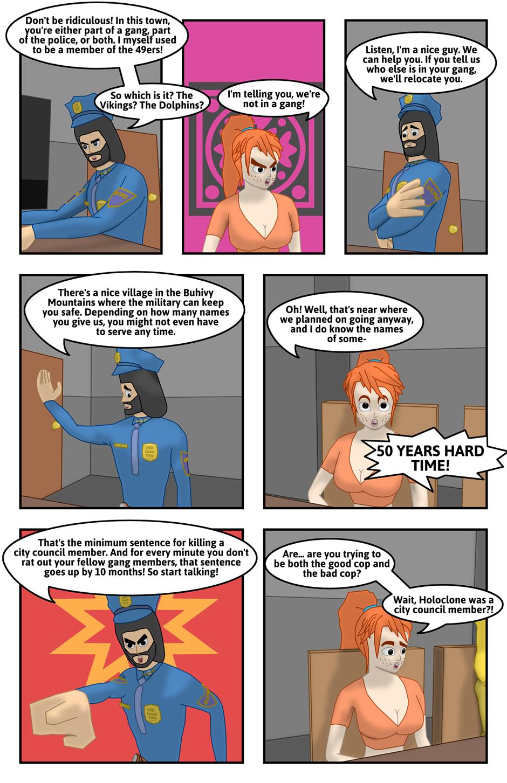 Incompetent Cop