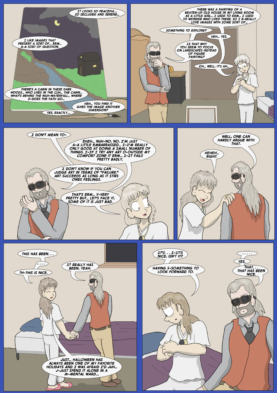 Who Blue Truly Are- Page 43