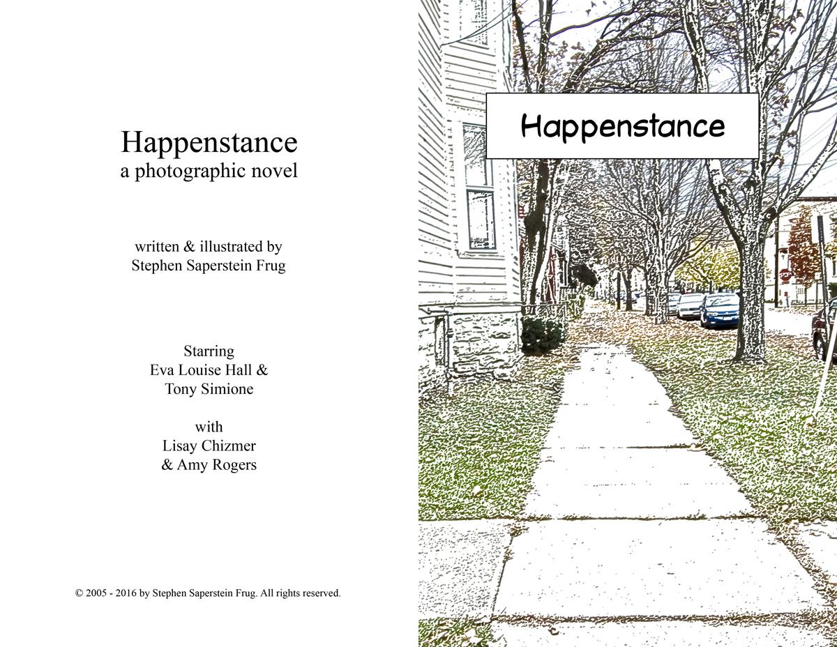 Happenstance Cover
