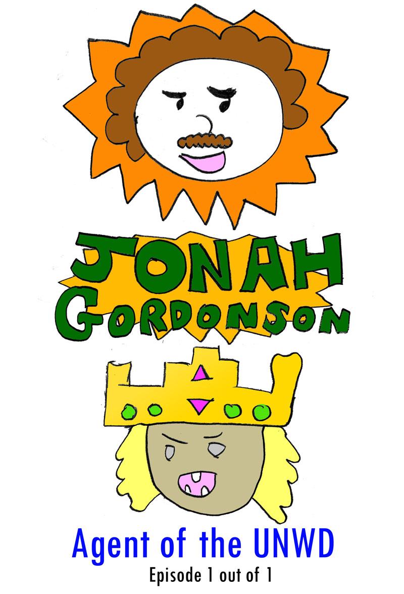 Jonah Gordonson cover