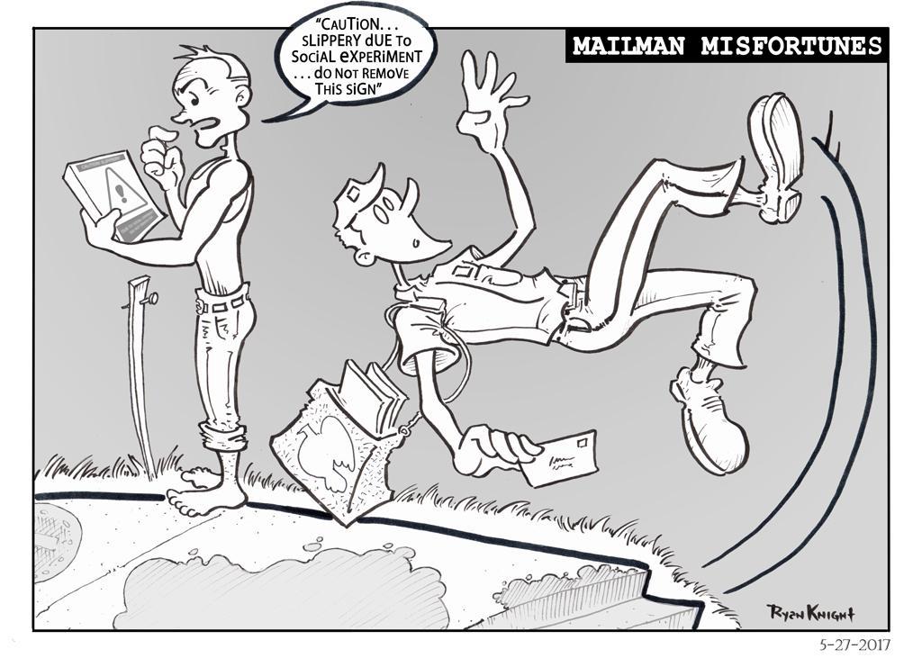 Mailman Misfortunes 5-27-2017