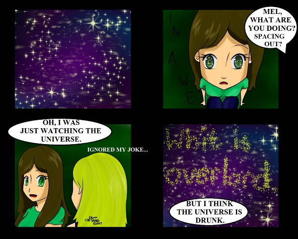 Message in the Stars