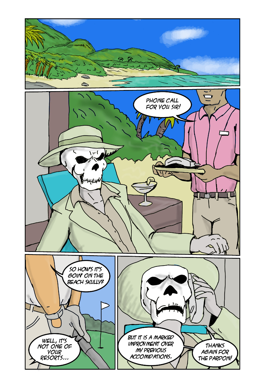 24-What the Skull has been up to