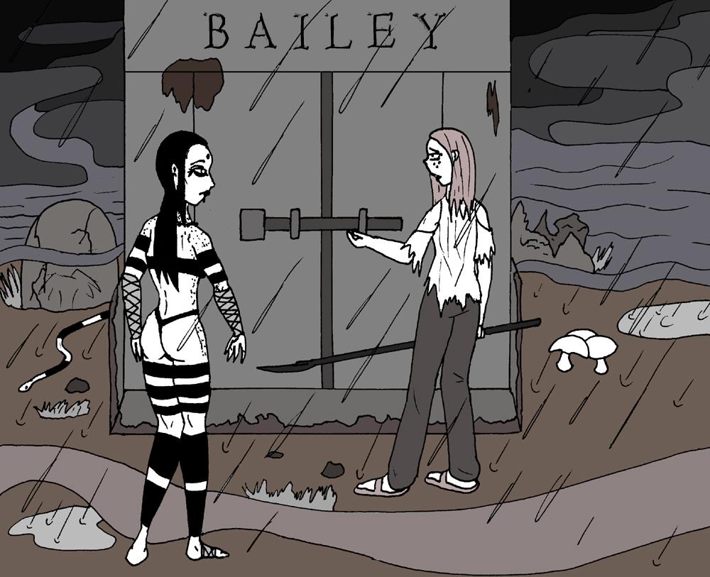 9. Bailey's Crypt