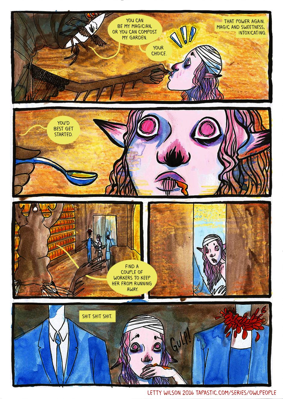 Honey & Meat p18