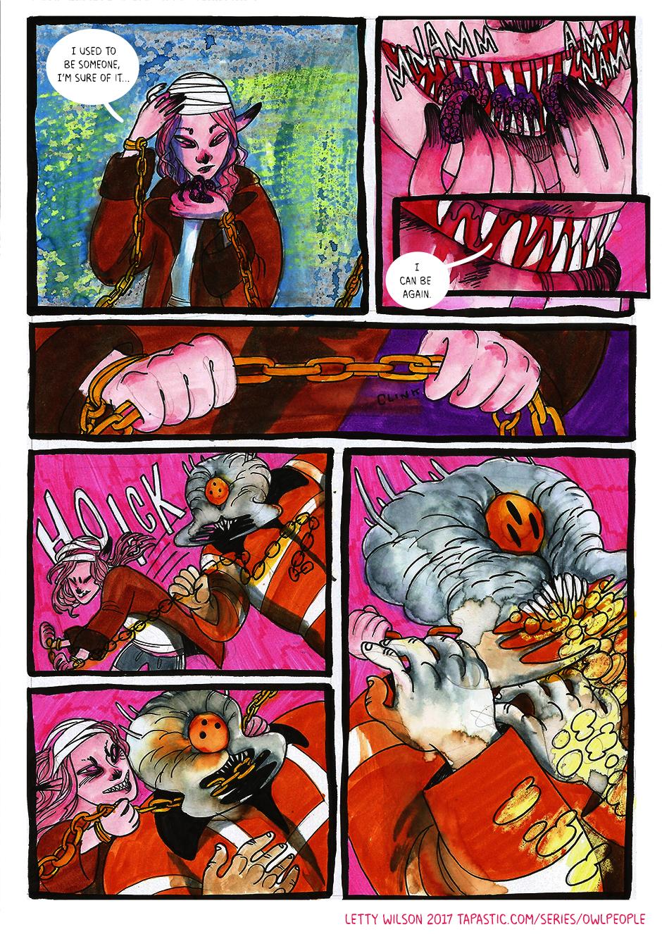 Honey & Meat p21