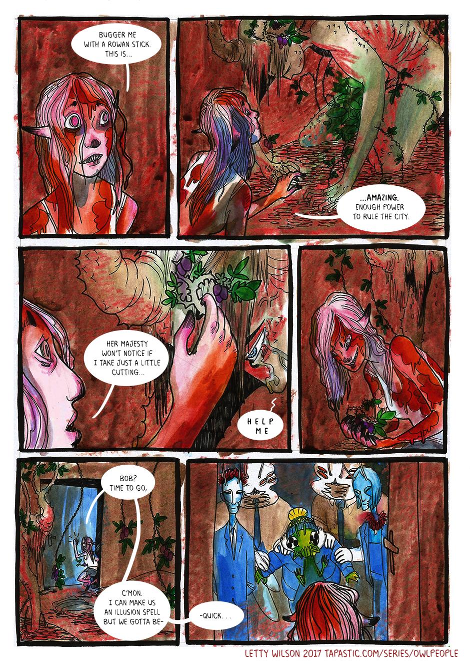 Honey & Meat p26