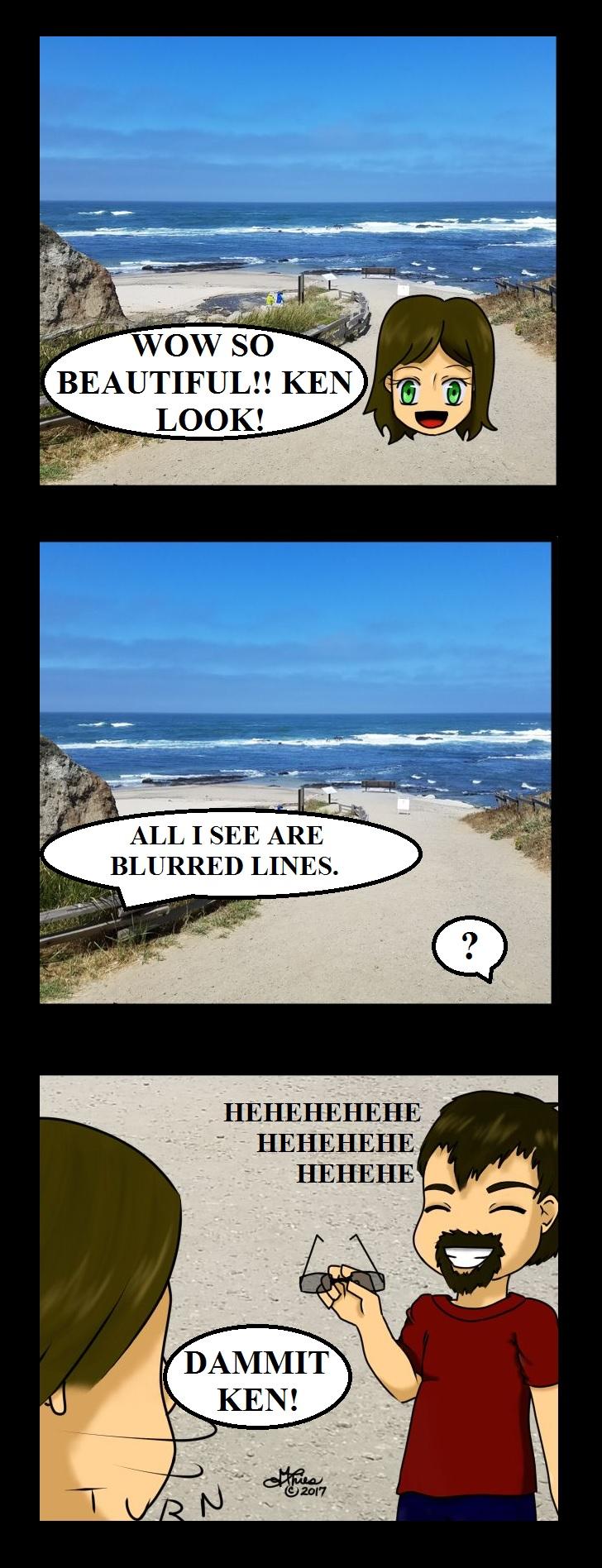 What Beach?