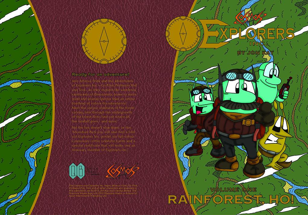Rainforest, Ho! 1